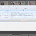 Copie d'écran de bdp :  bdp_module_evaluation_competence_eleve_lpc